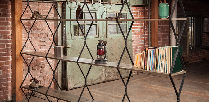 Rhombus Shelf