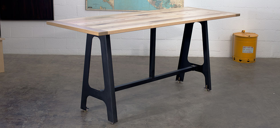 a-frame-high-table