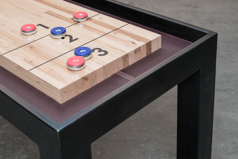 Parsons Shuffleboard Table
