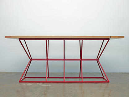 hourglass-table-frame