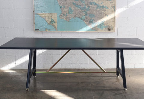 black-aframe-tables