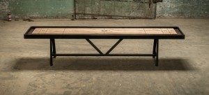 A Frame Shuffleboard Table