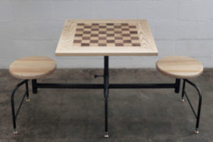 Chess Booth / Dinette