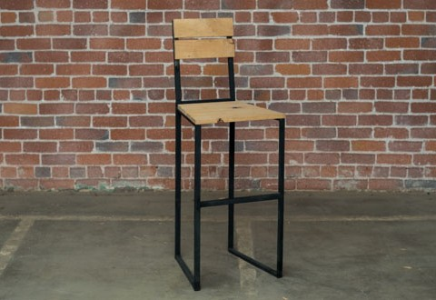Alder High Chair