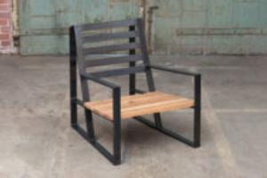 Indoor / Outdoor Lounge Chair