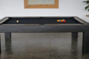 Steel Parsons Pool Table