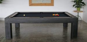 Steel Parsons Pool Table